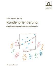 thumbnail of Brochure Kundenorientierung DE A4 v2.10
